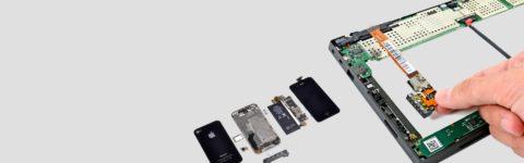 Сотовые телефоны и планшеты